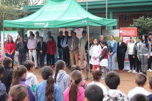Jardín América conmemoró el día mundial contra el trabajo infantil