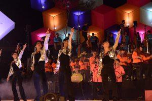Fiebre de sábado a la noche: Iguazú en Concierto celebró una década de fiesta musical