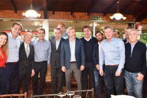 Pichetto toma las riendas de la campaña y promete «mucho peronismo detrás de Macri»