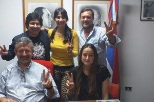 El FPAyS aceptó el consenso e irá en el «Frente de Todos»
