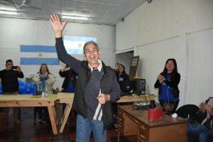 Fernández se atribuyó el triunfo en Oberá