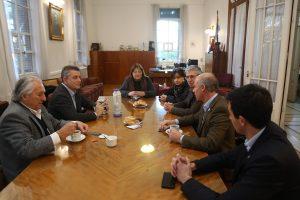 Etchevehere: «Los aliento a capacitarse y formar parte del futuro de la Argentina»