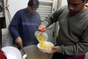 El municipio posadeño asistió esta semana a más de 200 personas en situación de calle por las bajas temperaturas