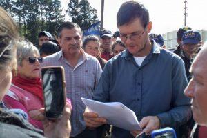 Trabajadores de la Cooperativa Citrícola de Alem acataron conciliación, pero están en emergencia alimentaria