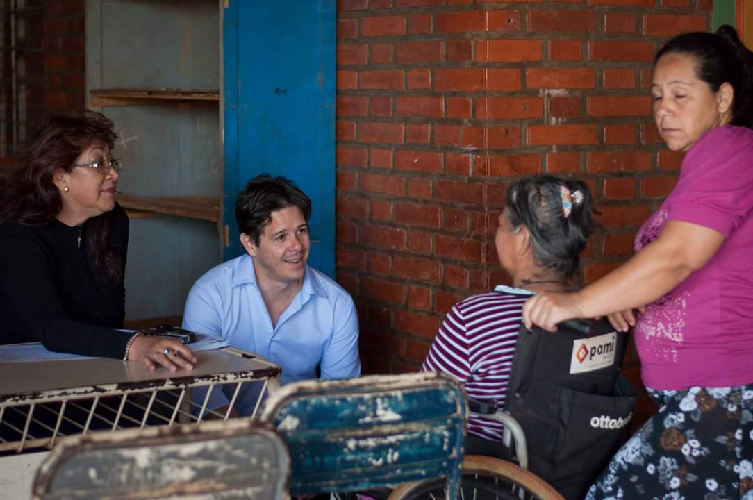 Rumbo a las PASO: Silvio «Yoni» Contreras, el abogado que se metió en política con el histórico tractorazo de 2001