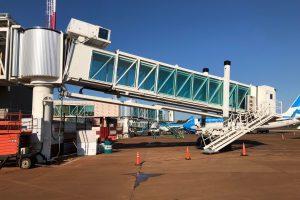Dólar caro: el aeropuerto de Cataratas recibió casi 150 mil turistas en enero