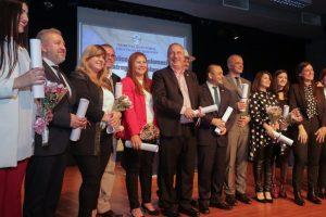 Autoridades electas el pasado 2 de junio recibieron sus diplomas en el Teatro de Prosa