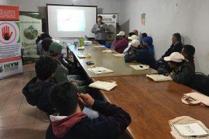 Más tareferos capacitados en prácticas de cosecha, seguridad y legislación laboral
