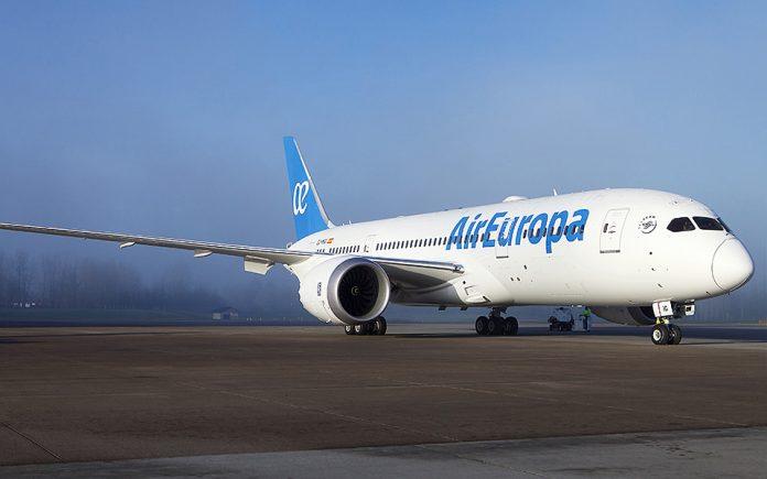 Air Europa sostendrá la ruta Madrid-Iguazú hasta septiembre