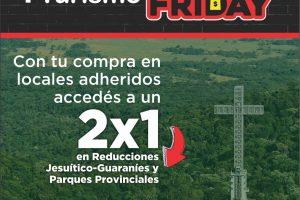El Turismo misionero suma beneficios al Black Friday