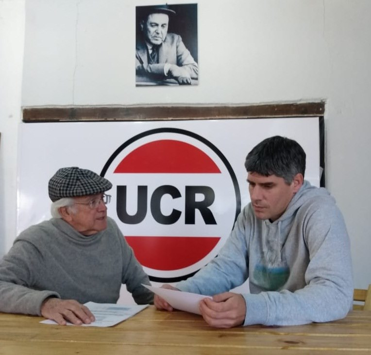 Barrios Arrechea volcó su influencia en el radicalismo en la campaña de Andersen