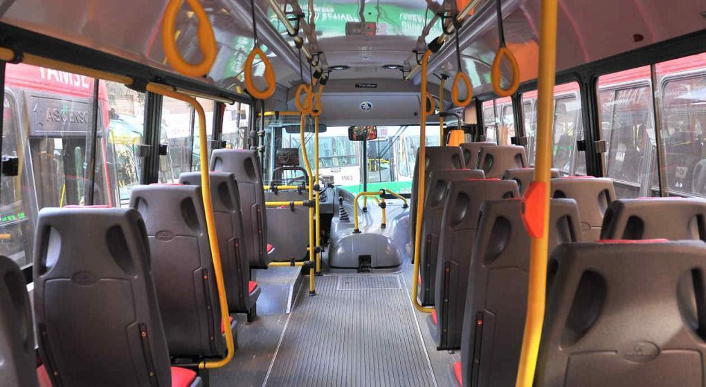 Recuerdan la prohibición de aglomeración de pasajeros dentro de las unidades del transportes