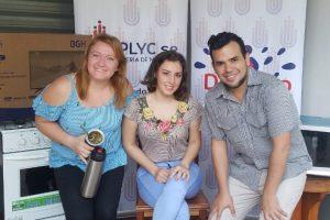 Desafío Confort premió a ama de casa y estudiante de Posadas