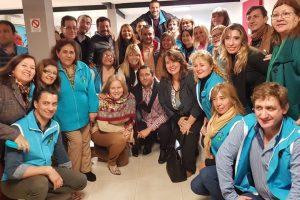 Leverberg junto a Herrera Ahuad entregaron insumos a Escuelas de Adultos