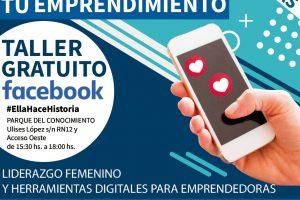Capacitarán a las emprendedoras posadeñas sobre herramientas digitales