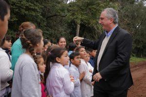 Passalacqua inauguró el Juzgado de Paz de Loreto