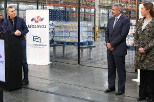 Molinos, dueña de la yerba Nobleza Gaucha, invirtió $1.200 millones en una planta de snacks saludables