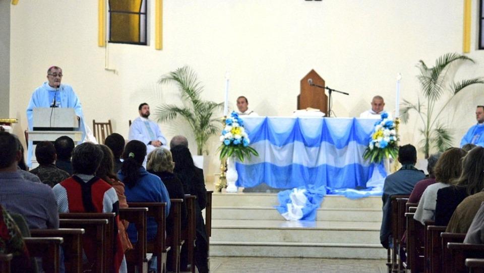 Pidamos a María de Itatí que nos enseñe a tener un corazón solidario