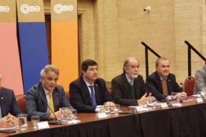 CAME solicitó a González Fraga más financiamiento para las Pymes