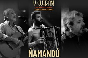 Grupo Ñamandú, este sábado en Misionero y Guaraní