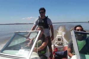La Academia Náutica Posadas inicia sus cursos de conductor náutico y timonel yate vela motor