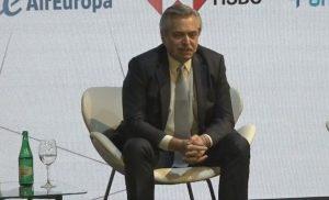 Alberto Fernández: «Lo último que haría sería copiar medidas de Guillermo Moreno»