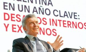 Macri dijo que la derrota en las PASO fue un «palazo» y confirmó que una misión del FMI vendrá «la semana que viene»
