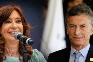 El patrimonio de Macri es de 151 millones mientras que el de Cristina es de 2,9 millones