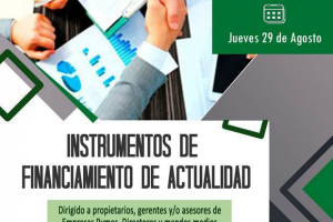 La CEM capacita sobre «Instrumentos de Financiamiento de Actualidad»