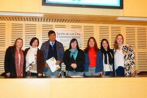 """Colegios profesionales inscriben al """"Foro interdisciplinario de Niñez y Adolescencia del Siglo XXI"""""""
