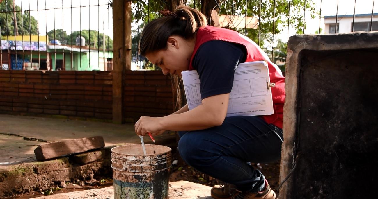Lucha contra el dengue: refuerzan operativos de descacharrado y prevención en Posadas