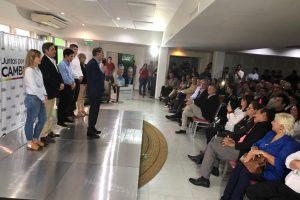 Pichetto se reunió con empresarios misioneros y habló  de futuras reformas