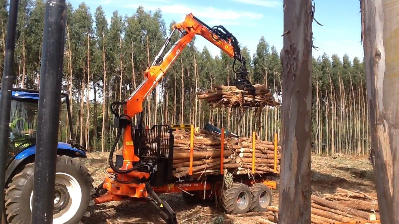 La mayor tecnología internacional presente en la 14° edición de la Feria Forestal Argentina