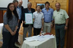 AFoA se comprometió a colaborar en la alianza entre Seguro Verde para impulsar el empleo en la cadena forestal