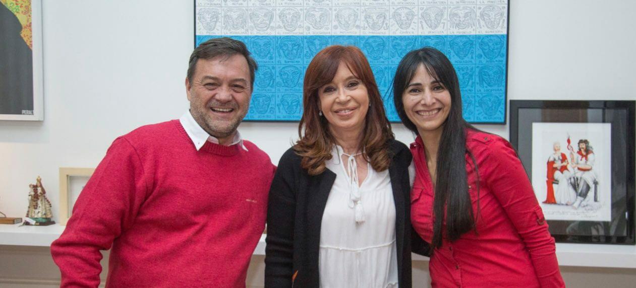 """Cristina Britez: """"La situación económica es una bomba de tiempo y Macri ya dijo que no va a cambiar"""""""