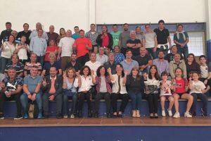 El club Capri reeligió a sus autoridades