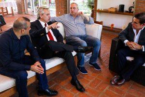 Passalacqua: «Alberto Fernández tiene muchas agallas para gobernar el país»
