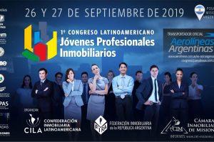 Se presentó en Buenos Aires el primer Congreso Latinoamericano de Jóvenes Inmobiliarios que se realizará en Posadas