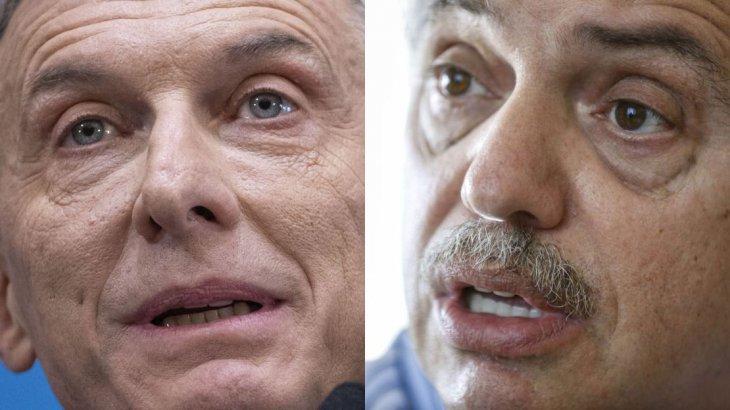 Macri habló con Alberto Fernández y se comprometieron a «llevar tranquilidad» a los mercados