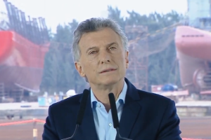 Macri: «Vamos a seguir tomando las medidas que hagan falta para llevar tranquilidad»