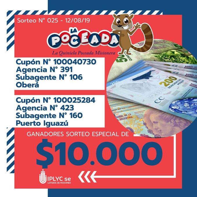 De Oberá e Iguazú son los ganadores de la Poceada especial