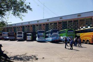 Colectivos: En Corrientes sigue el conflicto y habrá paros parciales desde mañana