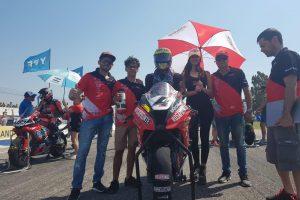 Superbike Argentino: Gran fin de semana para el Rosamonte Racing Team en Río Cuarto