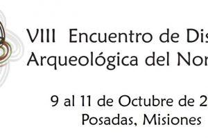 En octubre se realizará el Encuentro de Arqueología del Nordeste