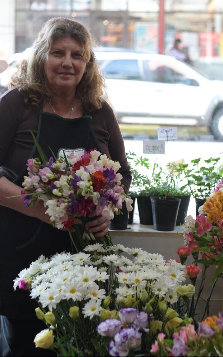 Floricultura: la producción que expresa sentimientos
