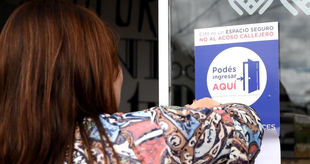 Posadas fue reconocida como el primer municipio del país en implementar políticas públicas contra el acoso callejero