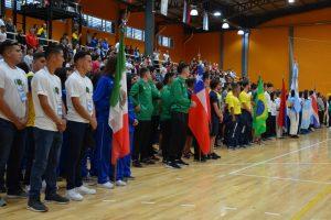 Comenzó el Panamericano Universitario de Futsal