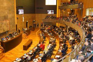 Otorgan acuerdo para cubrir cargos en los Poderes Ejecutivo y Judicial