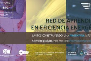 Capacitarán sobre eficiencia energética para industrias en la CEM