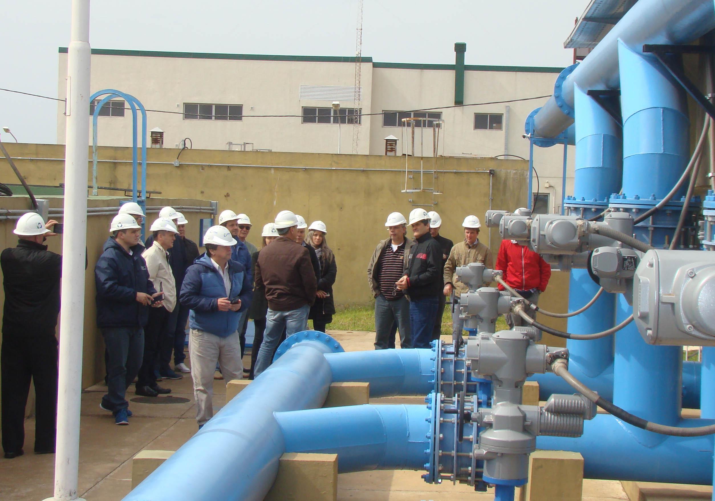 Actividades de Samsa y la FEMICAP para la mejora continua del servicio de agua potable